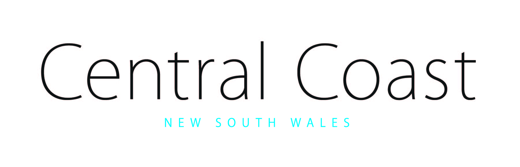 Central Coast Logo Primary Logo Colour